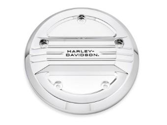 Zierblende, Luftfilter, Airflow, Harley-Davidson,