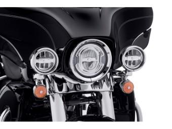 "Daymaker Signature Reflector, LED-Zusatzleuchten (4""), Harley-Davidson, Chrom"