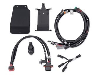 Boom! Audio Stage II, Beinschild-Lautsprecher, Einbau-Kit, Harley-Davidson