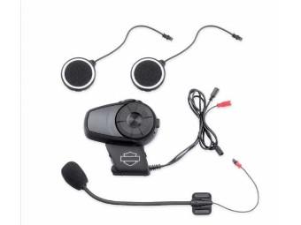 Boom! Audio 10S Bluetooth Helm Single Headset, Harley-Davidson