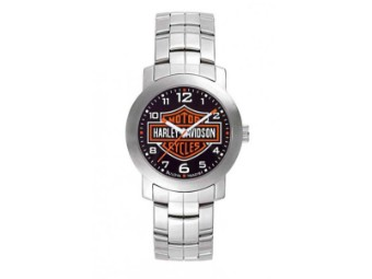 Armbanduhr, Toronto, Harley-Davidson, Silber