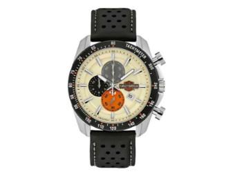 Armbanduhr, Bar & Shield, Vintage, Harley-Davidson
