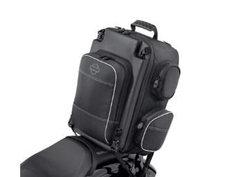 Onyx Premium Gepäckkollektion Tagestasche, Harley-Davidson, Schwarz