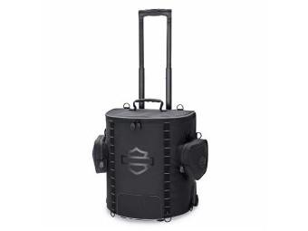 Roll Tasche, Rücksitz, Onyx Premium, Harley-Davidson