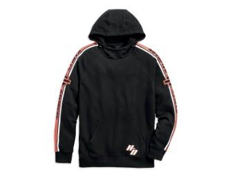 Hoodie, Activewear, Harley-Davidson, Schwarz