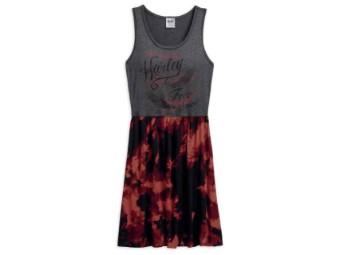 Kleid, Free Spirit, Harley-Davidson, Mehrfarbig