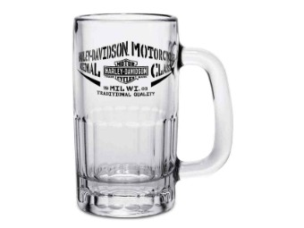 Bierglas, Bar & Shield, 350 ml, Harley-Davidson
