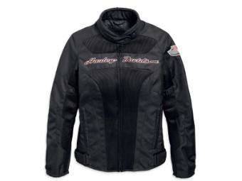 Funktionsjacke, Mecan Springs, Harley-Davidson, Schwarz