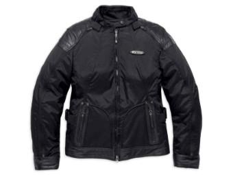 Funktionsjacke, FXRG® Switchback Riding Jacket, Harley Davidson, Schwarz