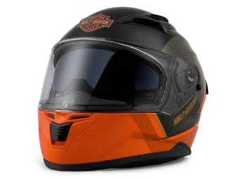 Integralhelm, M05 Killian ECE, Harley-Davidson, Orange