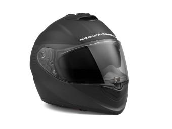 Helm, Brawler, Harley-Davidson, Schwarz