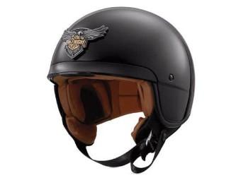 Helm, 115th Anniversary, Harley-Davidson, Schwarz