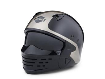 Helm, Sport Glide 2IN1 II, Harley-Davidson, Schwarz