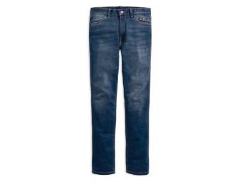 Jeans, Harley-Davidson, FXRG Armalith Denim, Blau