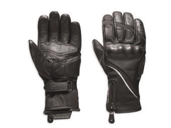 Handschuhe, FXRG® Dual-Chamber Gauntlet, Harley-Davidson, Schwarz