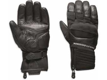 Handschuhe, FXRG Dual-Chamber, Harley-Davidson, Schwarz