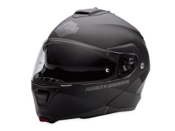 Helm, Capstone Sun Shield Modular, Harley-Davidson, Schwarz