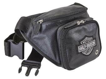 Gürteltasche, Bar & Shield, Harley-Davidson, Schwarz
