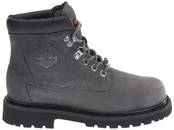 Schuhe, Bayport, Harley-Davidson, Grau