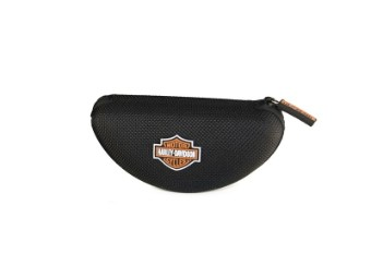 Etui, Zippered Case, Harley-Davidson, Schwarz