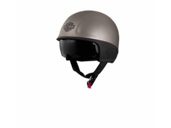 Helm, Delton Sun Shield, Harley-Davidson, Grau