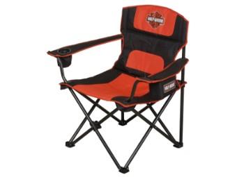 Campingstuhl, Bar & Shield, Faltbar, Harley-Davidson