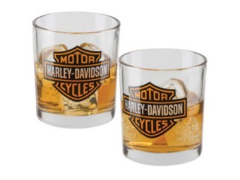Glas-Set, Bar & Shield, Harley-Davidson