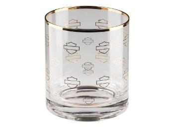 Gläserset, Bar & Shield, ca. 350 ml, Harley-Davidson