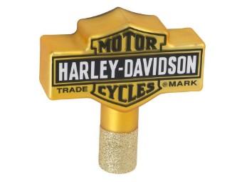 Christbaumspitze, Harley-Davidson, Gold