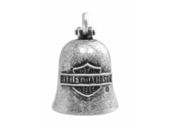 Ride Bell, Vintage, Bar & Shield, Harley-Davidson