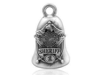 Ride Bell, Bar & Shield, Eagle Sheriff, Harley-Davidson