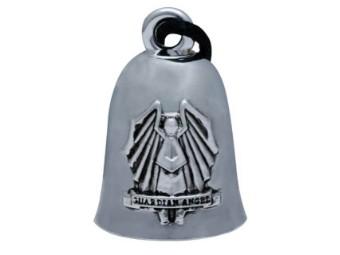 Ride Bell, Guardian Angel, Harley-Davidson, Silber