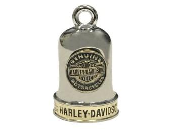 Ride Bell, Bar & Shield, Medallion, Harley-Davidson