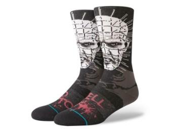 Socken, Hellraiser, Stance, Schwarz