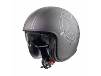 Helm, Vintage Jethelm Star Carbon BM, Premier