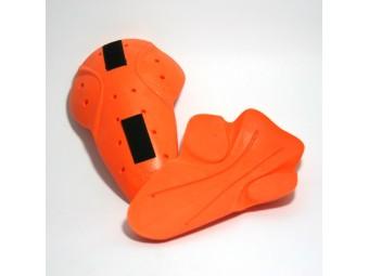 Rokker-D3O-Knieprotektoren (2 Stück) mit Klettverschluss