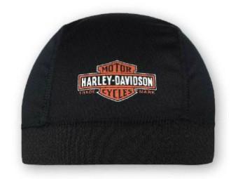 Mütze, Bar & Shield, Harley-Davidson, Schwarz