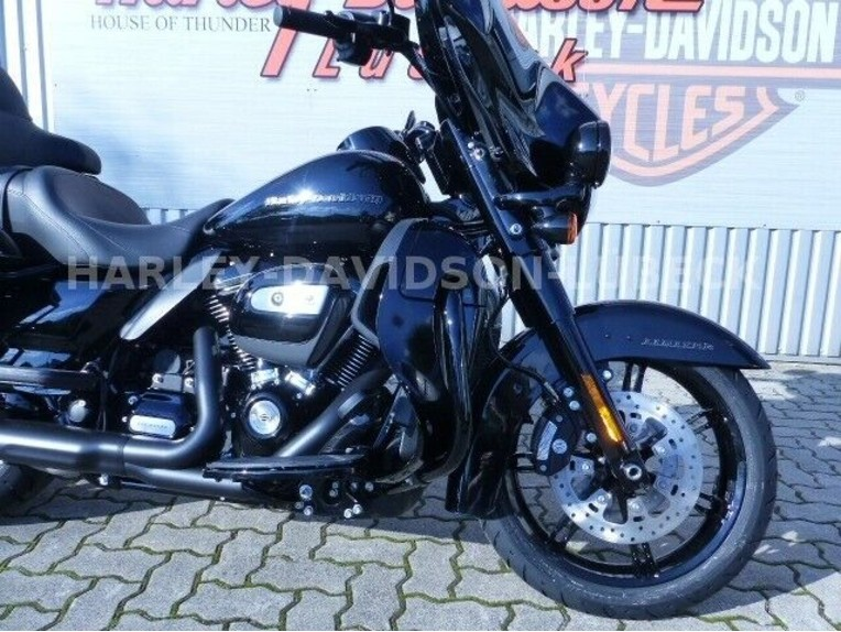 Harley-Davidson FLHTK Ultra Limited Black, 5HD1KEF46LS665040