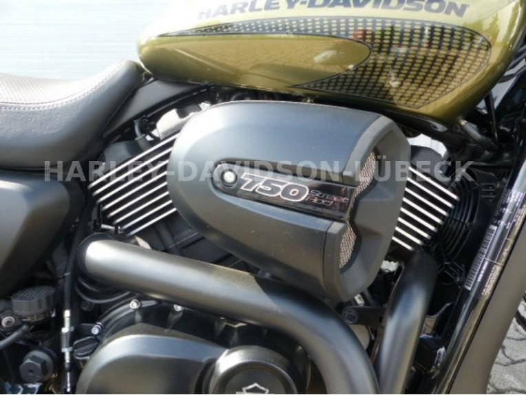 Harley-Davidson XG750A Street Rod, MEG4NCGC8JN504974