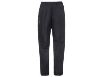 Fluid Full-Zip Pants Women