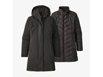 Tres 3-in-1 Parka Woman