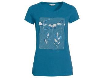 Skomer Print T-Shirt Woman