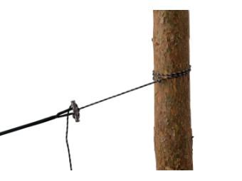 Microrope Aufhängung