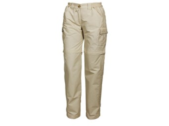 Eanes Zip Off Trousers Woman