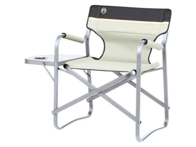 Deck Chair mit Tisch