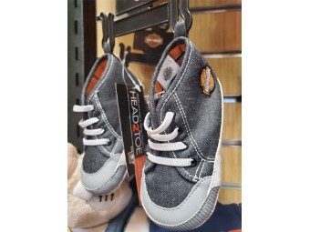 Newborn Boy Prewalker Sneaker