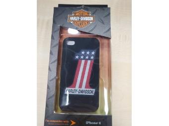 Handyhülle H-D IPhone 4-USA1 Logo