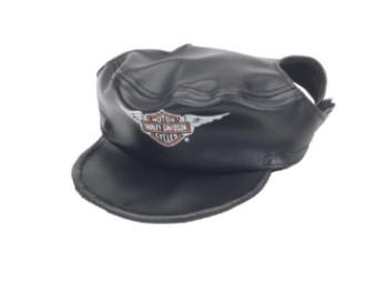 Harley-Davidson® Winged Bar & Shield Haustierkappe