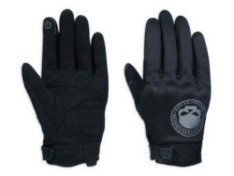 Skull Handschuhe Softshell
