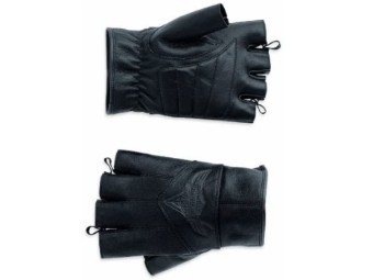 Fingerlose Glenwood Lederhandschuhe